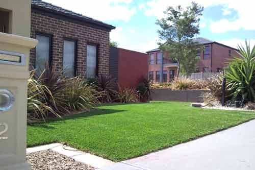 Artficial Grass for frontyard Altona