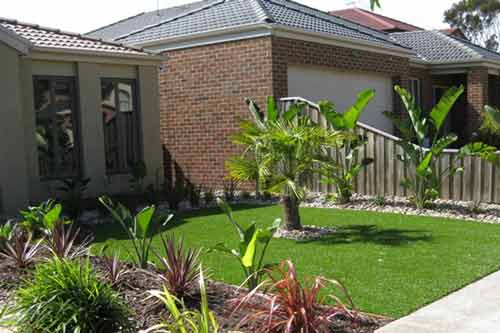 Artficial Grass for frontyard Boronia