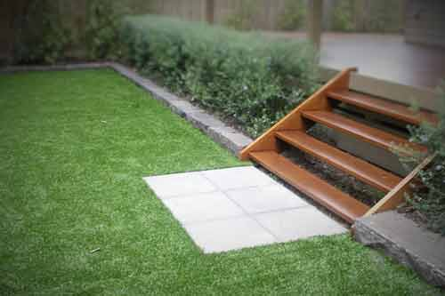 Synthetic Grass Backyard Mornington Peninsula
