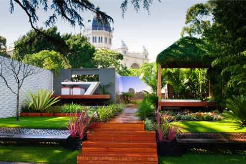 Synthetic Grass For Garden Kew