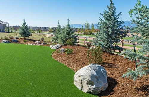 Synthetic Grass for garden Brunswick