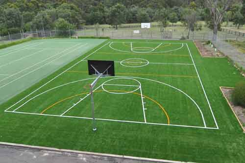 Synthetic Grass for tennis court Noth Melbourne